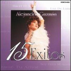 15 Éxitos (Alejandra Guzmán album) - Image: Alejandra Guzman Exitos