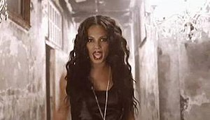 Lipstick (Alesha song) - Alesha Dixon in the video