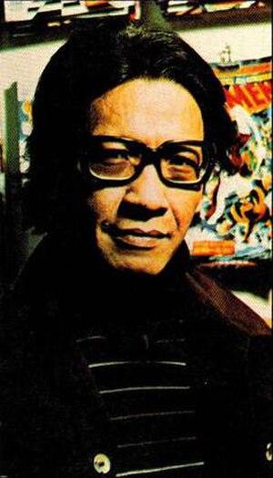 Alfredo Alcala - Image: Alfredo Alcala 1977