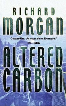 Image result for altered carbon richard k morgan