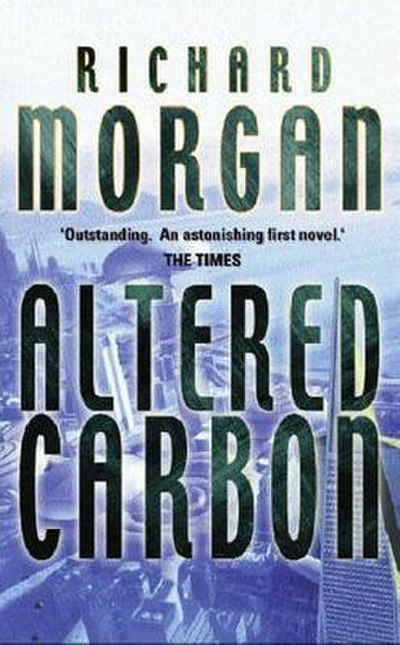 Picture of a book: Altered Carbon