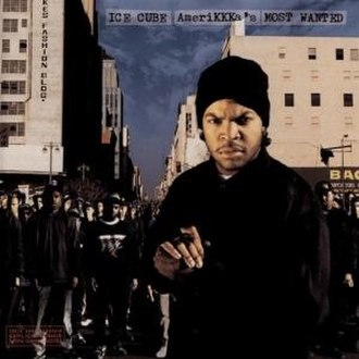 AmeriKKKa's Most Wanted - Image: Ameri KK Ka's Most Wanted (Ice Cube)