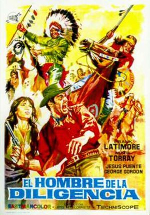 Apache Fury - Film poster
