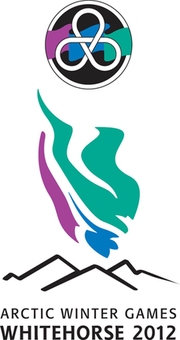 Arctic Winter Games 2012 Whitehorse vertical logo.png