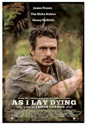 As I Lay Dying (film) - Theatrical release poster