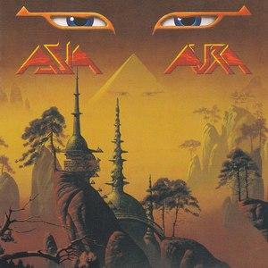 Aura (Asia album) - Image: Asia Aura (2000) front cover