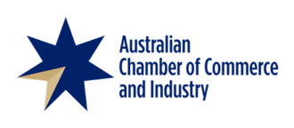 Australian Chamber of Commerce and Industry - Image: Australian Chamber of Commerce and Industry logo
