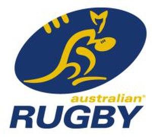 Rugby Australia - Logo 1996–2017