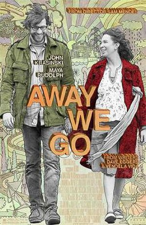 Away We Go - Theatrical film poster