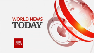 <i>World News Today</i> BBC current affairs / news programme