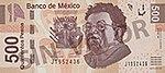 Banco de México F $500 Vorderseite.jpg