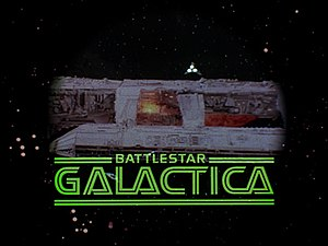 Battlestar Galactica (1978 TV series) - Battlestar Galactica intro
