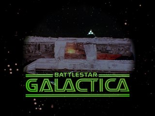<i>Battlestar Galactica</i> (1978 TV series) American science fiction television series of the 1970s