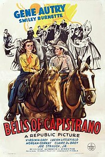 <i>Bells of Capistrano</i> 1942 film