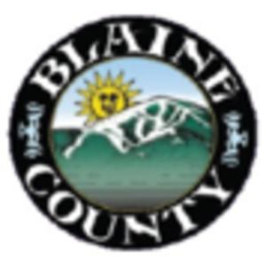 Blaine County, Idaho - Image: Blaine County ID Seal