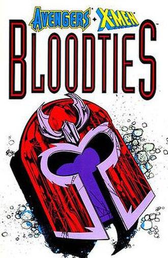 Bloodties - Image: Bloodties TPB