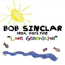 musica do bob sinclar love generation