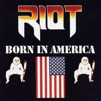 Born in America - Image: Born In America cover