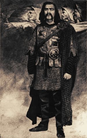 Arthur Bourchier -  Bourchier as Macbeth, 1910