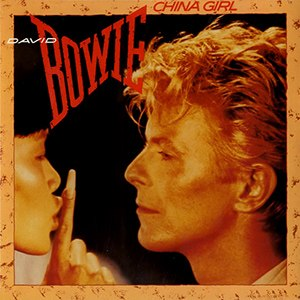 China Girl (song) - Image: Bowie China Girl