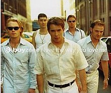 Boyzone — I Love the Way You Love Me (studio acapella)