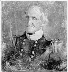 1851 : General Hugh Brady Dies