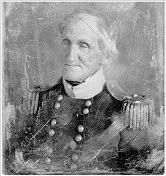 Muncy, Pennsylvania -  Maj. General Hugh Brady