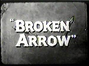 Broken Arrow (TV series) - Title card