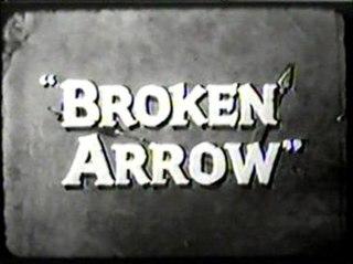 <i>Broken Arrow</i> (TV series) 1956 TV series