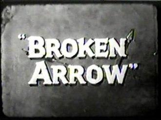 Broken Arrow (TV series) - Image: Broke Arrow