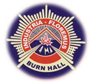Burn Hall School - Image: Burn Hall School, Srinagar Logo