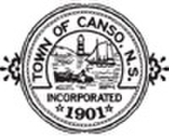 Canso, Nova Scotia - The former seal of Canso