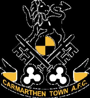 Carmarthen Town A.F.C. Association football club in Wales