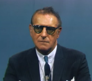 Carmine DeSapio - DeSapio on Firing Line, May 1, 1967