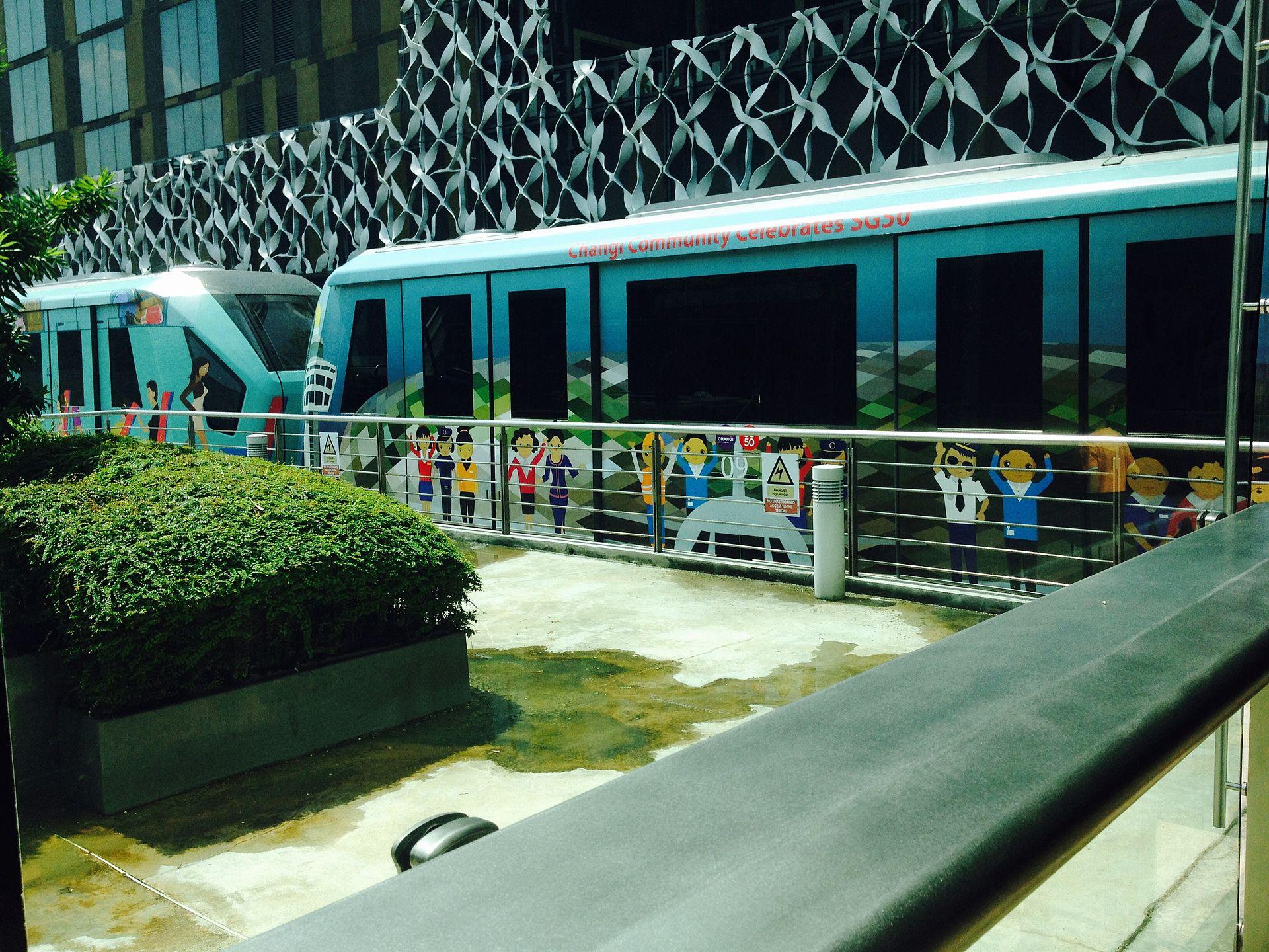 Changi Airport Skytrain Wikipedia