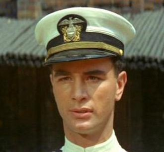 Charles Knox Robinson - Charles Robinson as Ensign Bordelles in the 1966 Robert Wise production The Sand Pebbles