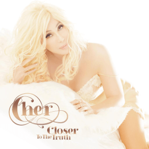 Closer to the Truth (Cher album) - Image: Cher Closer to the Truth (Official Album Cover)