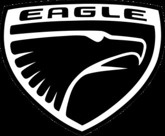 Eagle (automobile) - Eagle's Logo