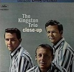 Close-Up (The Kingston Trio album) - Image: Closeupkingstontrio
