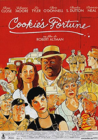 Cookie's Fortune - Promotional film poster for the film