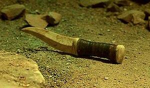 Fremen - A crysknife from Frank Herbert's Dune (2000)