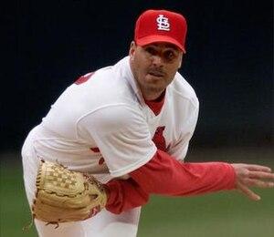 Darryl Kile - Kile with the Cardinals.