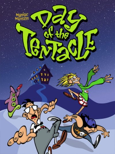 Picture of a game: Day Of The Tentacle