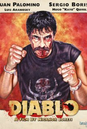 Devil (2011 film) - Theatrical release poster