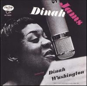 Dinah Jams - Image: Dinah Washington Dinah Jams (album cover)