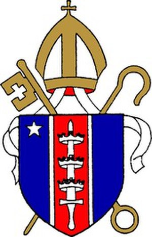 Episcopal Diocese of Massachusetts - Image: Diomass Coat of Arms