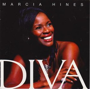 Diva (Marcia Hines album) - Image: Diva by Marcia Hines album 2001