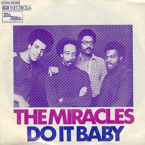 Do It Baby - Image: Do It Baby The Miracles