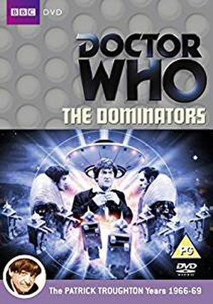 Doctor Who (season 6) - Cover art of the Region 2 DVD release for first serial of the season