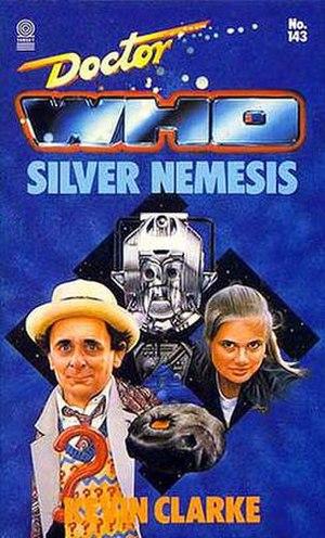 Silver Nemesis - Image: Doctor Who Silver Nemesis